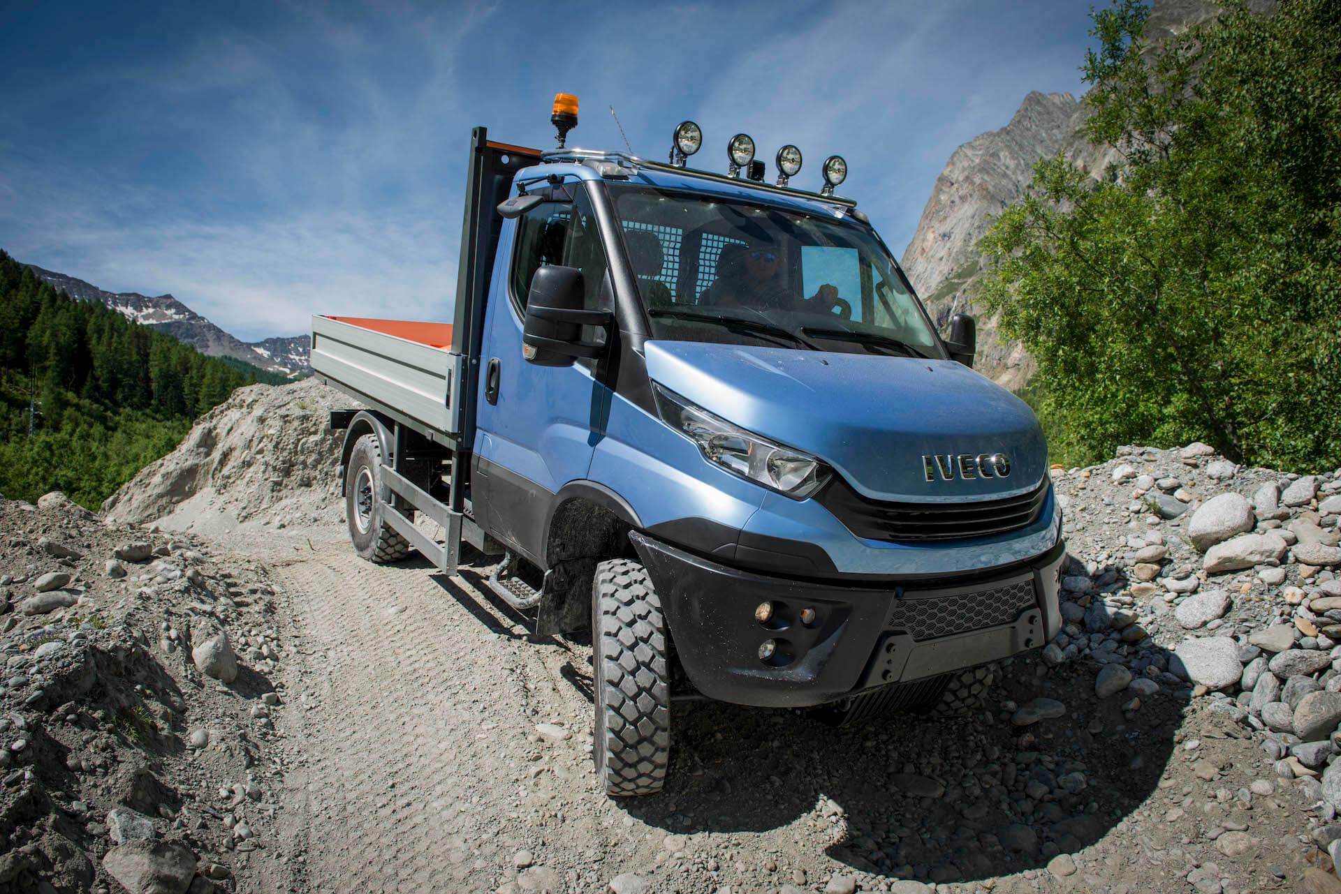 IVECO_MarcoLiccardo_Medium & Heavy Trucks Global Product Line