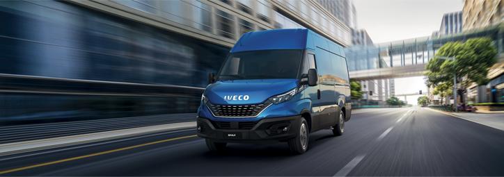 Transport hrocha - Iveco Eurocargo - kopie