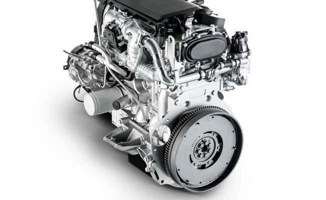 FPT Industrial 2,3 litru F1A motor