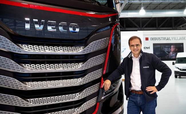 Thomas HILSE IVECO Brand President