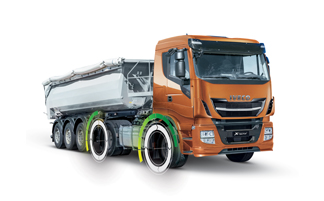 The Bullen of IVECO Magirus-
